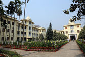 Belur Math, headquarters of Ramakrishna Mission in Kolkata — Foto Stock