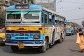 Kolkata bus — Stock Photo