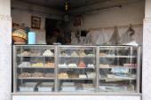 Pastry Shop, Kolkata, India — Stock Photo