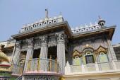 Templo jain, calcuta, bengala occidental, india — Foto de Stock