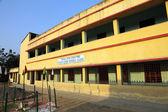 Father Ante Gabric Memorial School, Kumrokhali, West Bengal, India — Stock Photo