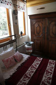 Room from the time when Mother Teresa lived in Skopje, Memorial House in Skopje, Macedonia — Stock Photo