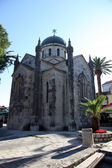 Ortodox church of St. Michael the Archangel in Herceg Novi, Montenegro — Stock Photo