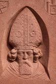 Monument of Julius Echter von Mespelbrunn, Bishop of Wurzburg — Stock Photo