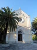 Catholic Church Saint Jerome, Herceg Novi, Montenegro — Stock Photo