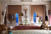 Chapel in Little Flower Convent in Basanti, West Bengal, India — Stock Photo