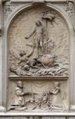 St Stephens Katedrali'ne Viyana'da Mesih'in dirilişi — Stok fotoğraf