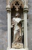 Svatý jan evangelista — Stock fotografie
