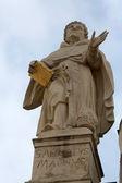 Saint Albertus Magnus — Stock Photo