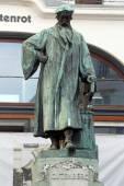 Johannes Gutenberg — Stock Photo