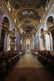 Jesuits church in Vienna — Stock Photo
