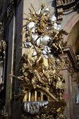 St Peter's Church (Peterskirche) in Vienna — Stock Photo