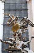 Saint Michael the Archangel — Stock Photo