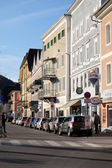Bad Ischl in the Salzkammergut, Austria — Stock Photo