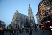 Cattedrale di santo stefano a vienna — Foto Stock