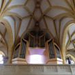 The organ in the choir, Franciscan Church in Graz, Styria, Austria — Stock Photo #65499085