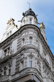 House decoration in the old part of the city of Graz in Austria — Stock Photo
