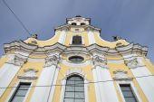 Barmherzigenkirche church in Graz, Styria, Austria — Stock Photo