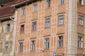 Architecture along Hauptplatz main square city of  Graz, Austria — Foto de Stock