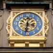 Glockenspiel clock in Graz, Austria — Stock Photo #65586503