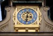 Glockenspiel clock in Graz, Austria — Stock Photo