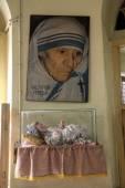 Shishu Bhavan, una delle case fondato da madre Teresa e gestito da missionari della carità a Calcutta — Foto Stock