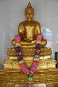 Świątynia buddyjska w howrah, bengal zachodni, Indie — Zdjęcie stockowe