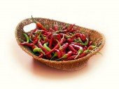 Chilies — Stock Photo