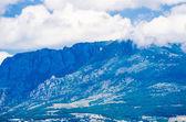 クリミア自治共和国の山の風景を見る — ストック写真