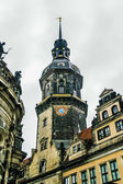 Old building in Dresden — Stock Photo