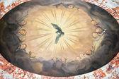 天井の壁画 — ストック写真