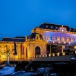 Night view on casino in Baden bei Wien — Stock Photo #67800935