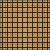 Brown cells — Stock Vector