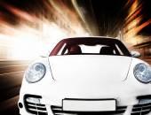 Fast & Beauty ! — ストック写真