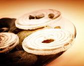 Sweets cookies — Stock Photo