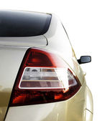 Sport Car on white — Stock Photo