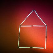 Hause — Stock Photo