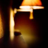 Orange lamp — Stock Photo