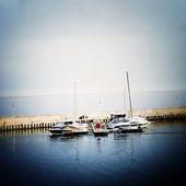 Sailing boats — Stock Photo