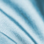 Blue blanket — Stock Photo