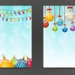 Christmas banners — Stock Vector #57674777
