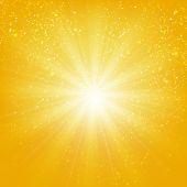光沢のある明るい背景 — ストックベクタ