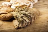традиционный хлеб — Стоковое фото