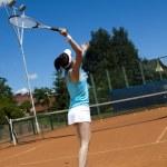 Tennis player — Stock Photo #52118017