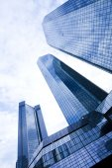 Businesscenter — Stockfoto