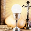 Symbol christianity religion — Stock Photo #53080461