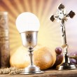 Symbol christianity religion — Stock Photo #53080465