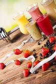 Koncepcja zdrowej diety — Zdjęcie stockowe