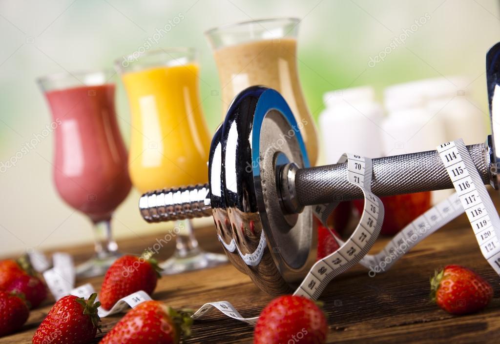 Здоровая диета и спорт