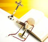 Symbol christianity religion — Stock Photo